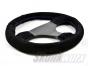 Skunkwurx SKX-335CF Carbon Fibre Steering Wheel - Blue Stitch
