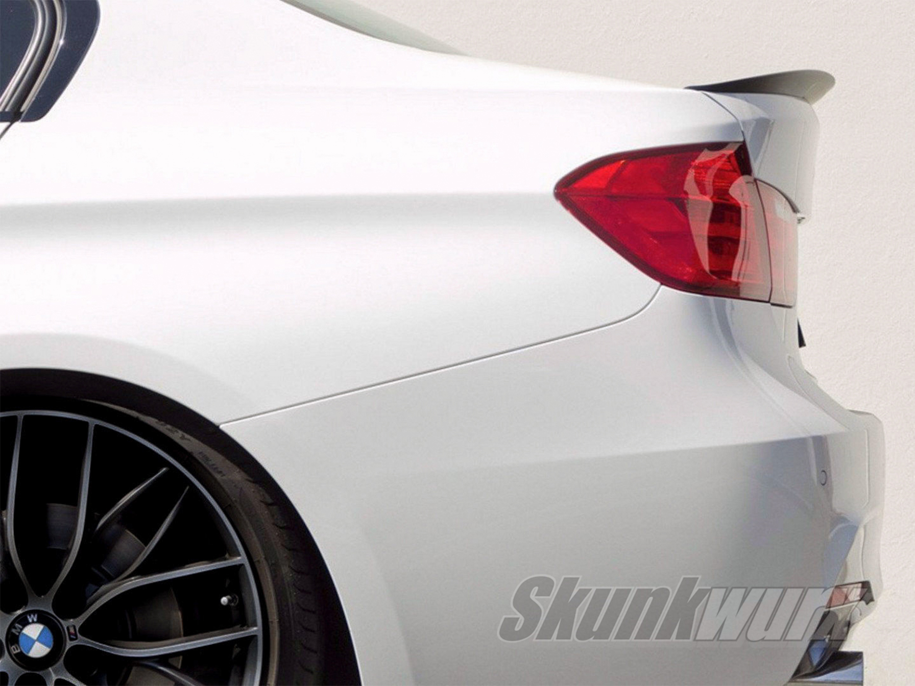 How To: Install a Boot/Trunk Spoiler on a BMW/Mercedes etc